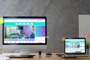 طراحی سایت نوبت دهی پزشکی