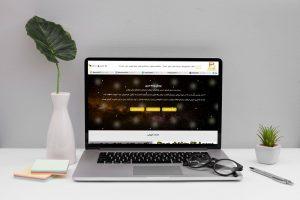 طراحی سایت صرافی ارزدیجیتال